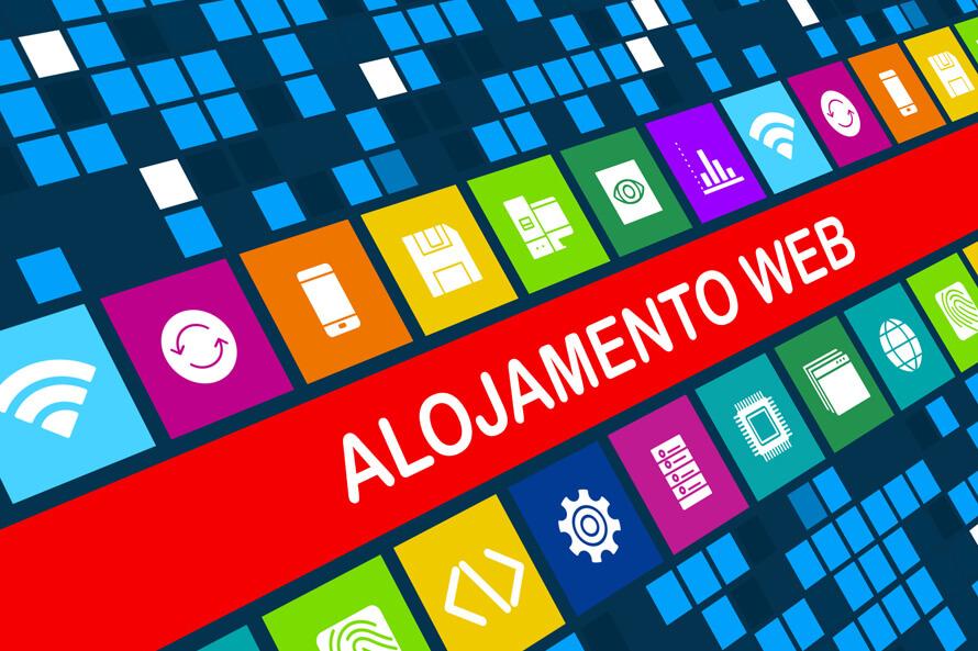 Alojamento de Websites